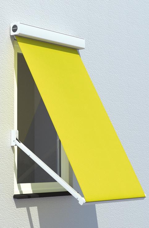 markilux markisen f r fenster sonne rundum gmbh. Black Bedroom Furniture Sets. Home Design Ideas