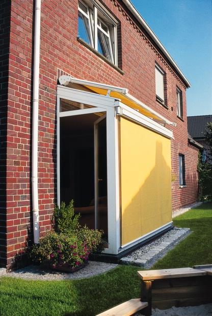 Markilux Markisen F R Fenster Sonne Rundum Gmbh