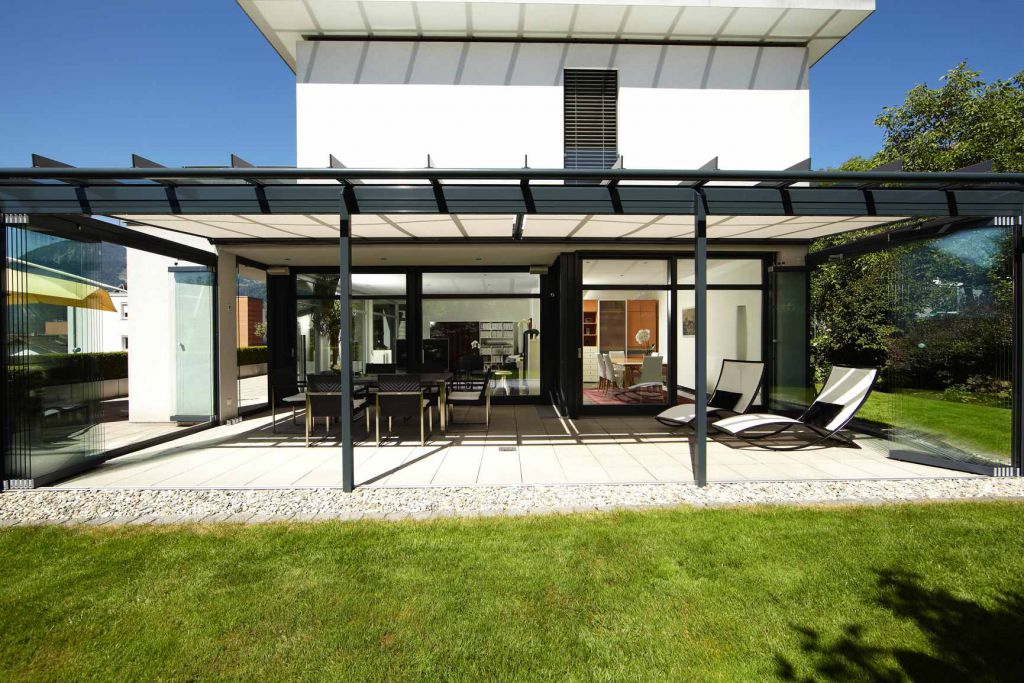 ᐅ Solarlux Terrassendach SDL Atrium Plus Aluminium | Sonne Rundum GmbH
