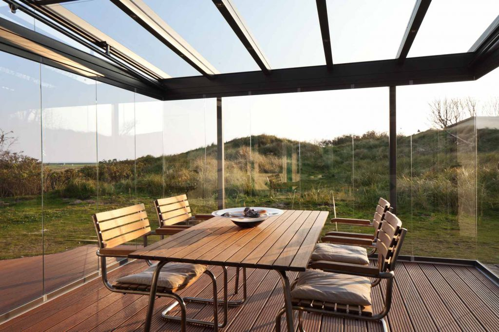 solarlux terrassendach sdl atrium plus aluminium sonne. Black Bedroom Furniture Sets. Home Design Ideas