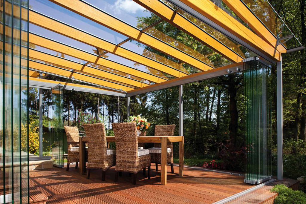 solarlux terrassendach holz sdl aura sonne rundum gmbh. Black Bedroom Furniture Sets. Home Design Ideas