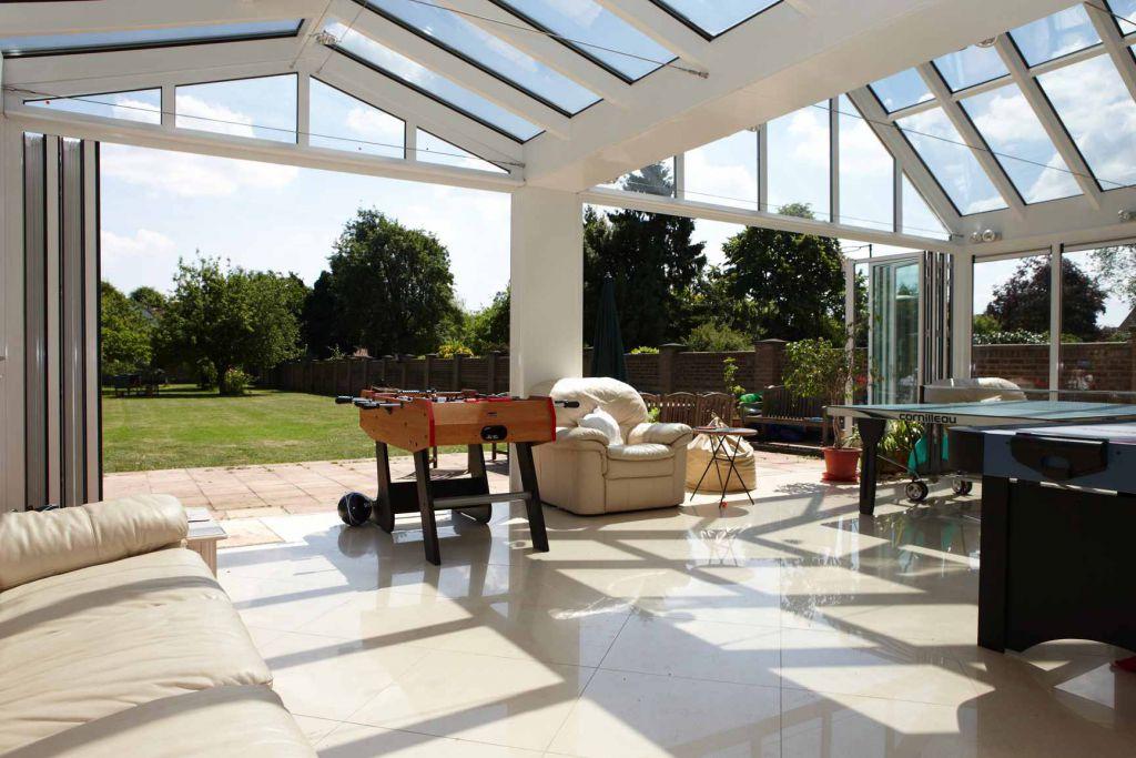 Glashaus Wintergarten ᐅ solarlux holz wintergarten avantgarde sonne rundum gmbh