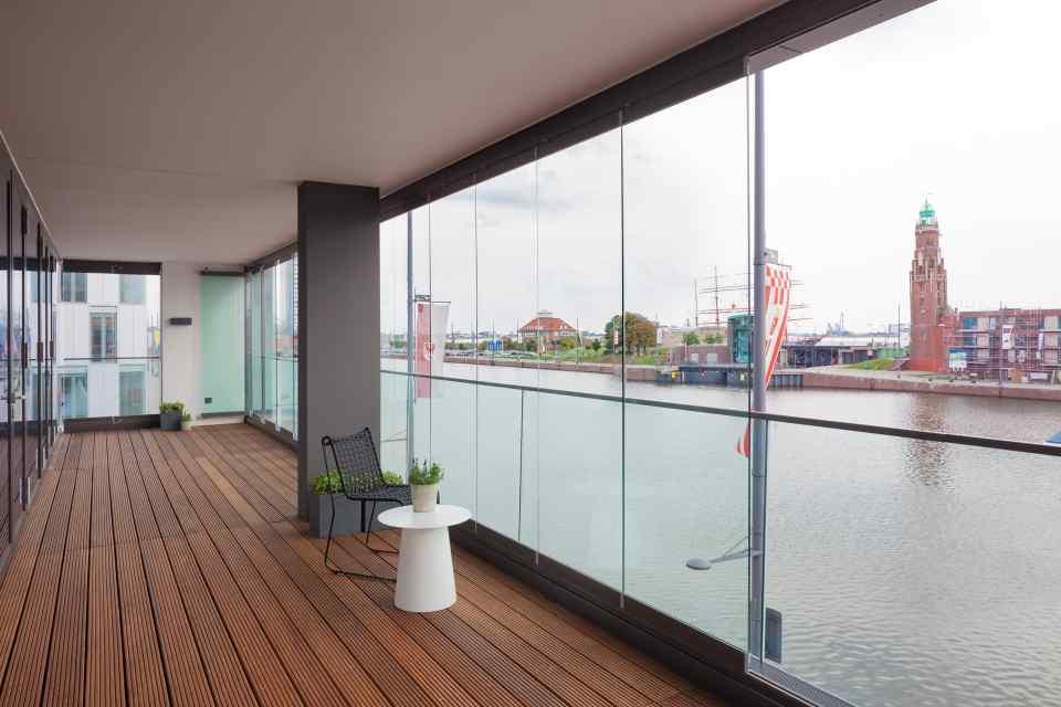 Berühmt ᐅ Solarlux Balkonverglasung Hamburg | Sonne Rundum GmbH SL61