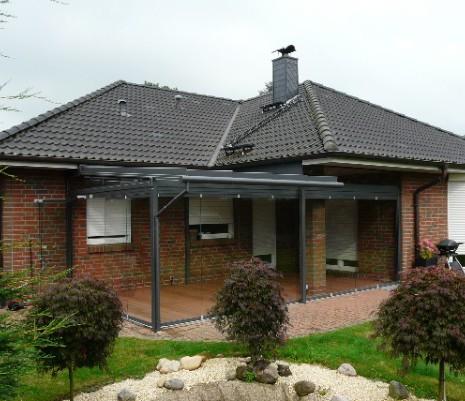 Solarlux Glashaus in Westerhorn