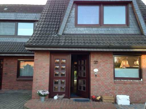 Ansicht der alten Haustür