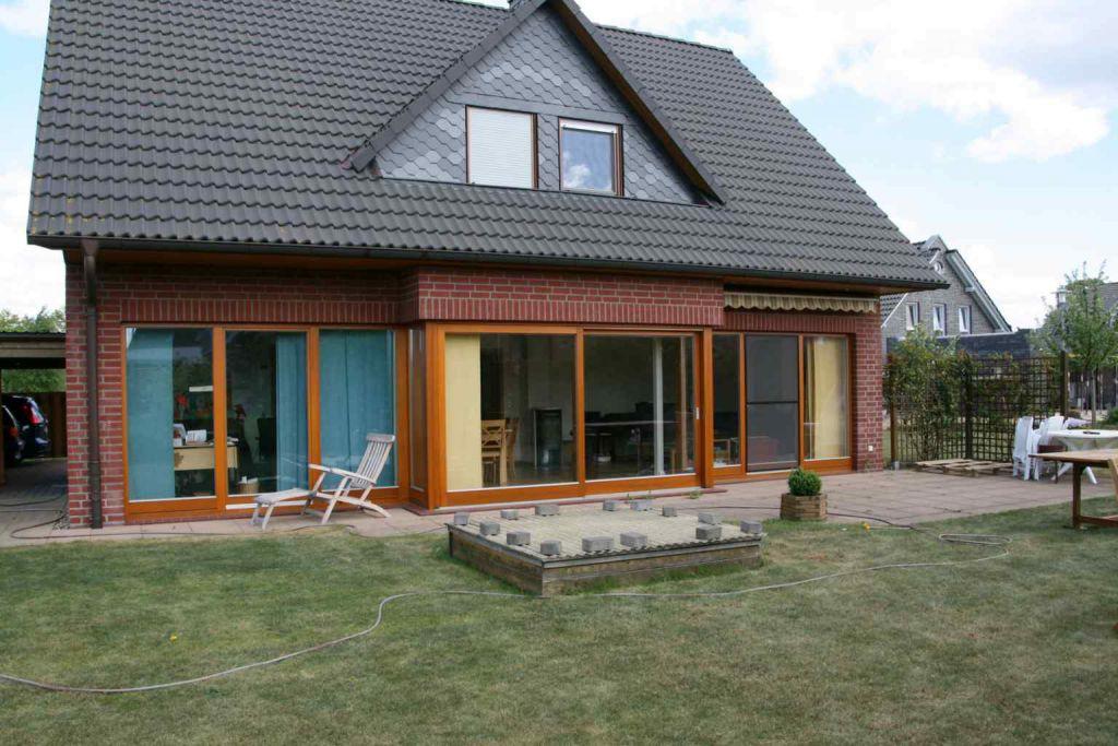 Installation Solarlux Glashaus in Adendorf