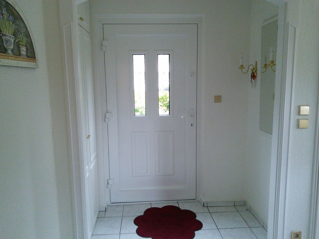 Innenansicht Kompotherm Haustür Chagall 137 in Rellingen
