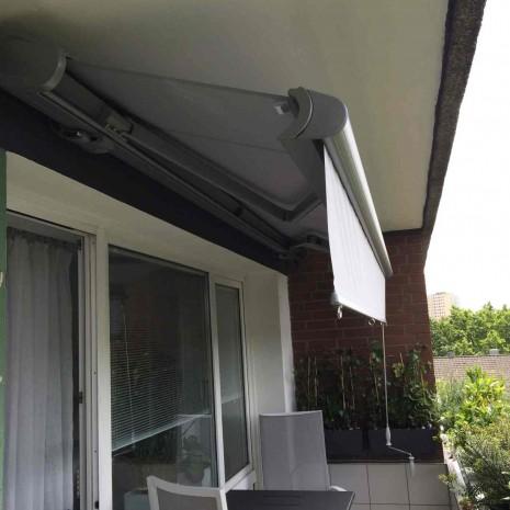 Markilux Markise Modell 5010 Hamburg Balkon