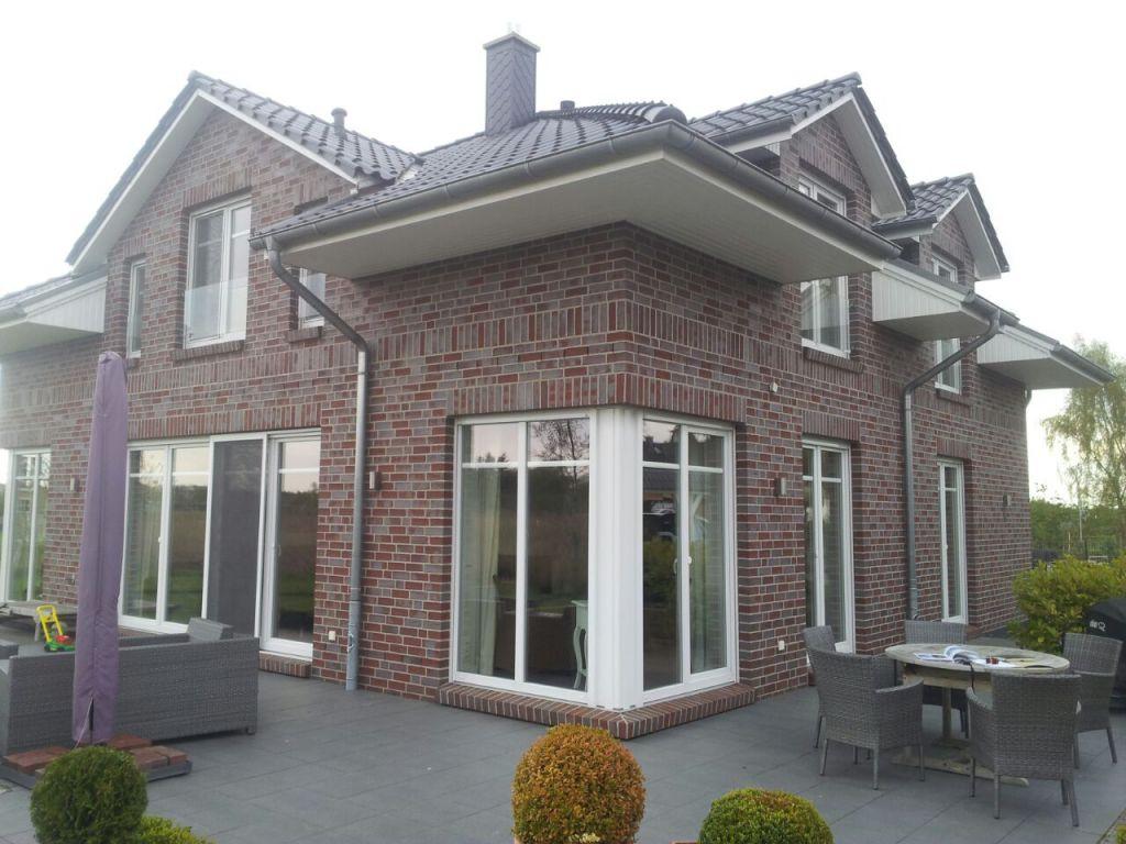 Solarlux Glashaus in Lüneburg vor der Installation