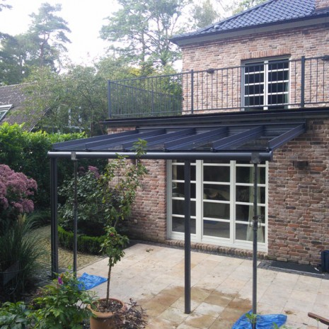 Solarlux Atrium Terrassendach in Rissen