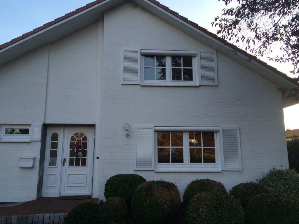 Alukon Rollläden in in Hamburg Vorderansicht Haus