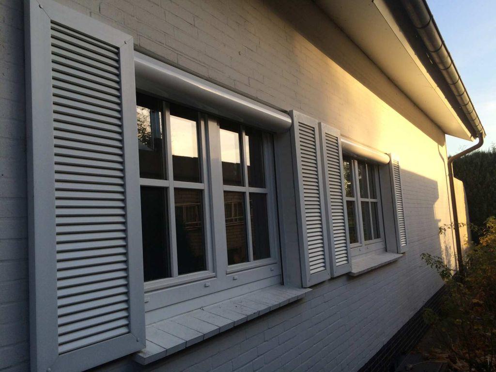 Alukon Rollläden in in Hamburg Fenster