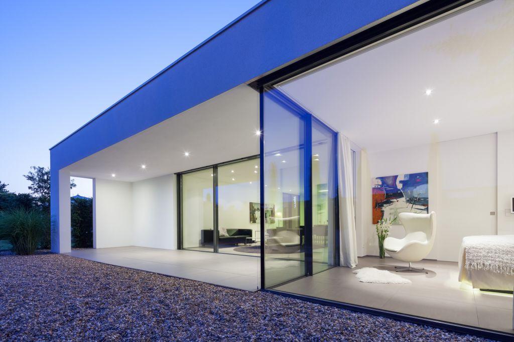 cero by solarlux rahmenlose schiebefenster premium. Black Bedroom Furniture Sets. Home Design Ideas