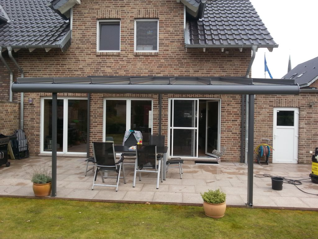 Solarlux SDL Atrium Terrassendach in Elmshorn