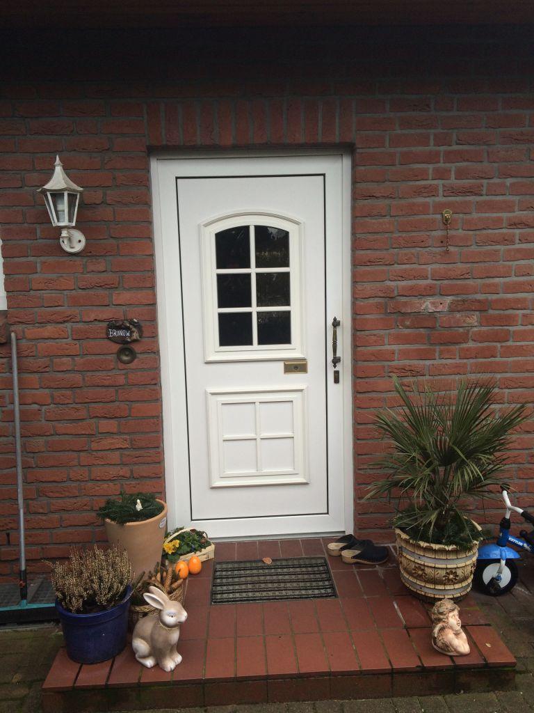 Alte Haustür in Norderstedt