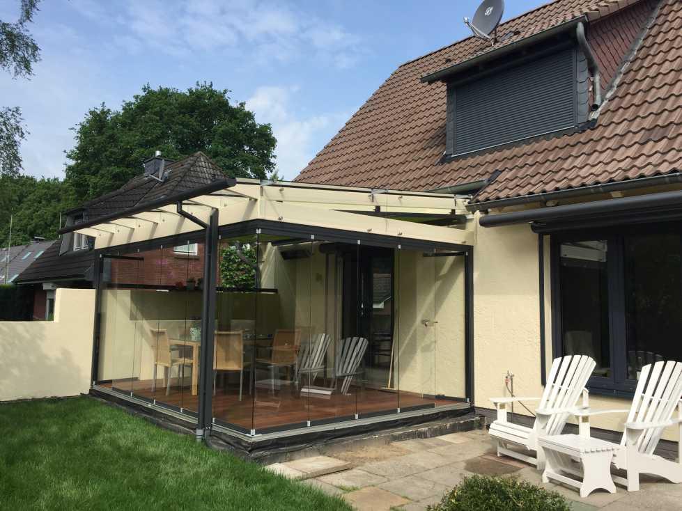 solarlux glashaus aura holz alu in appen sonne rundum gmbh. Black Bedroom Furniture Sets. Home Design Ideas