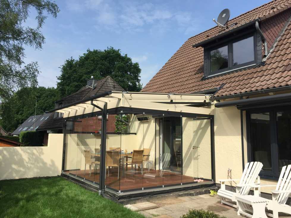 Solarlux Glashaus SDL Aura