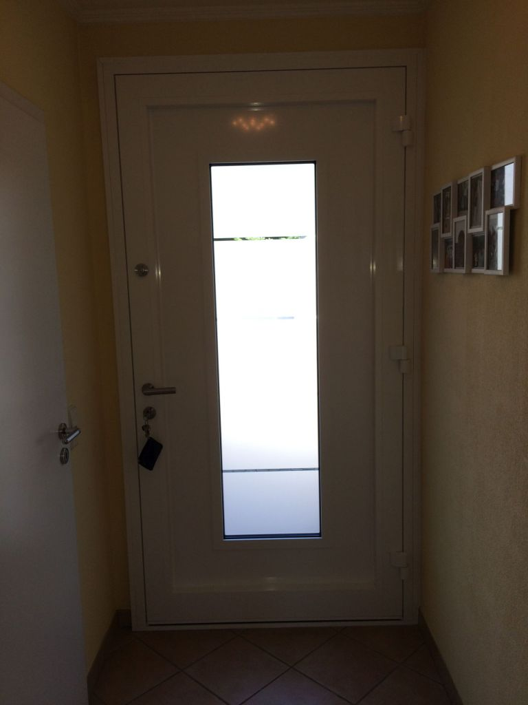 Innenansicht der Kompotherm 310 Haustür in Halstenbek