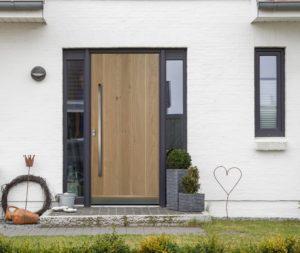 Haustüren mit höchstem Einbruchschutz