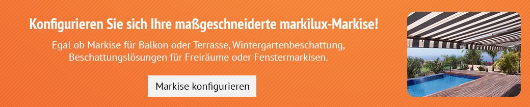 Markilux Markisenkonfigurator
