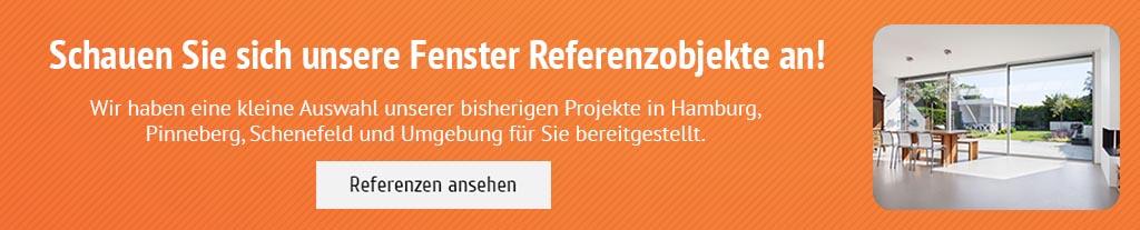 Schauen Sie sich unsere Fenster Referenzobjekte an! Wir haben eine kleine Auswahl unserer bisherigen Projekte in Hamburg, Pinneberg, Schenefeld und Umgebung für Sie bereitgestellt.