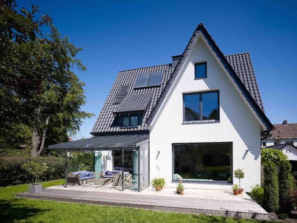 Solarlux Glashaus SDL Atrium Plus als Glashaus(1) von Sonne Rundum in Hamburg