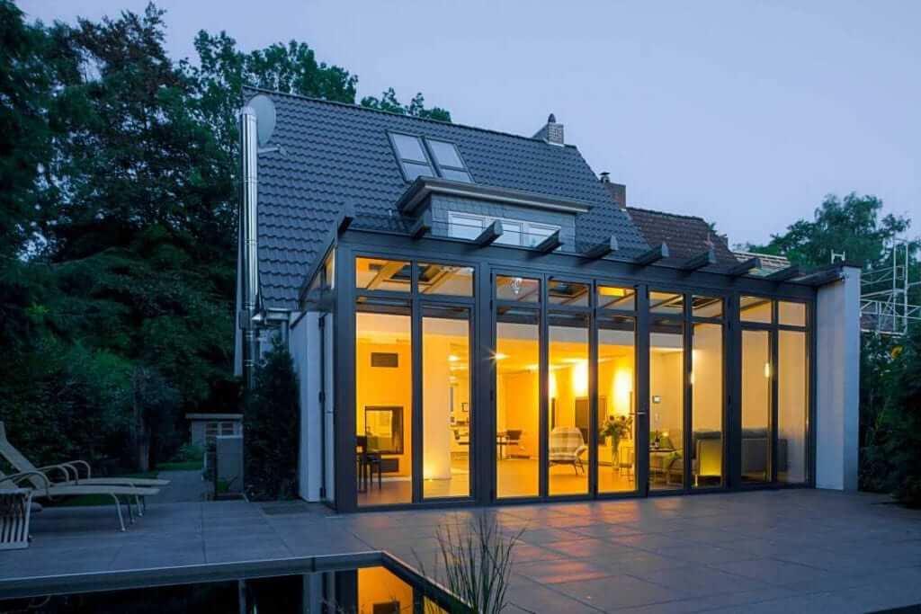 Wintergarten-Akzent-Plus-Solarlux(2)Wohnraum von Sonne Rundum in Hamburg
